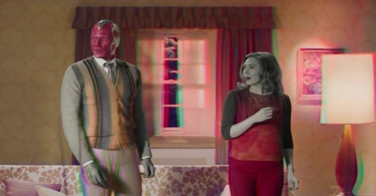 Marvel WandaVision Emmys trailer