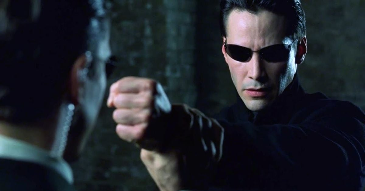 matrix reloaded cast member returning matrix 4
