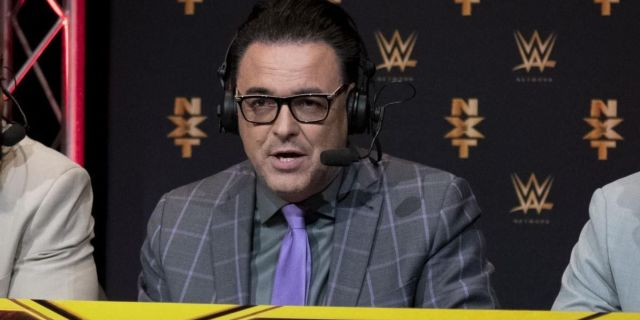 Mauro Ranallo (WWE)