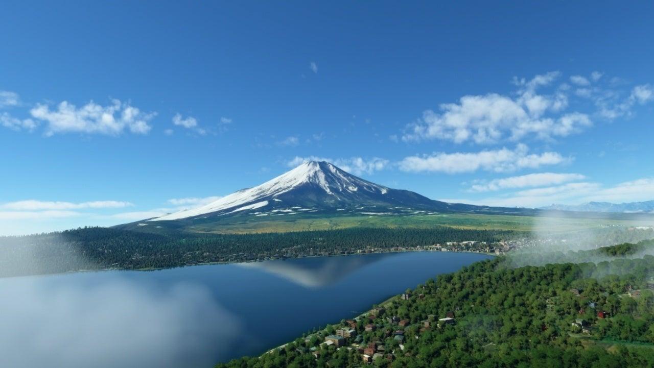 Microsoft Flight Simulator's First Free World Update Focuses on Japan - ComicBook.com