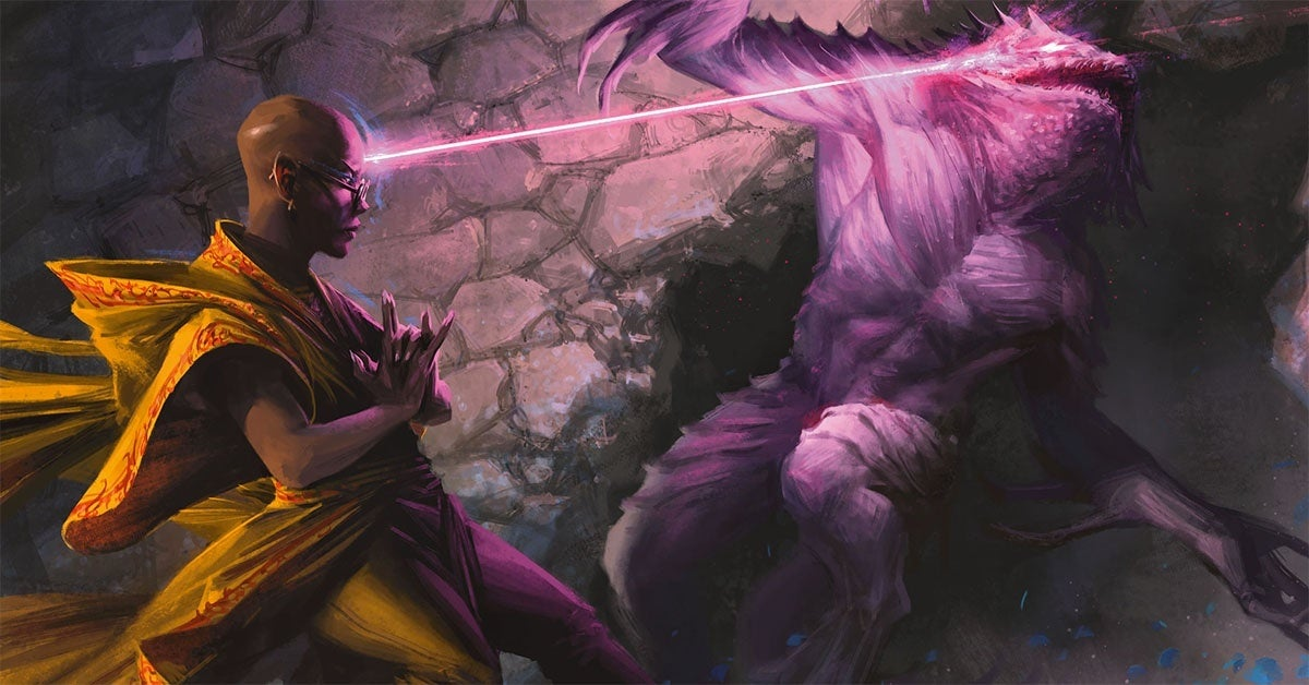 Dungeons & Dragons Reveals New Spell in Tasha's Cauldron of Everything