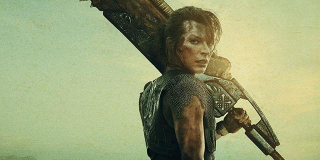 monster hunter movie milla jovovich