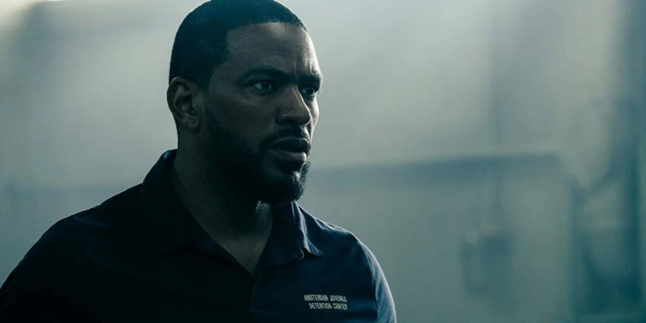 """The Boys Star Laz Alonso Opens Up About THAT """"Love Sausage"""" Scene"""