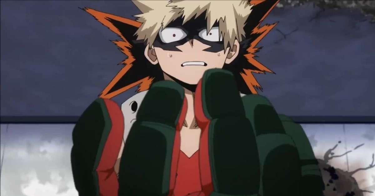 My Hero Academia Manga Title