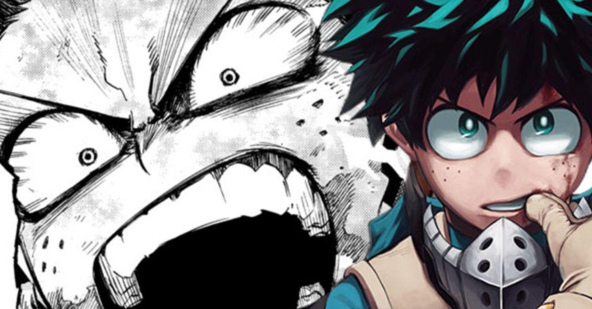 My Hero Academia Spoilers One For All Secret Deku All Might Revealed Tease Manga