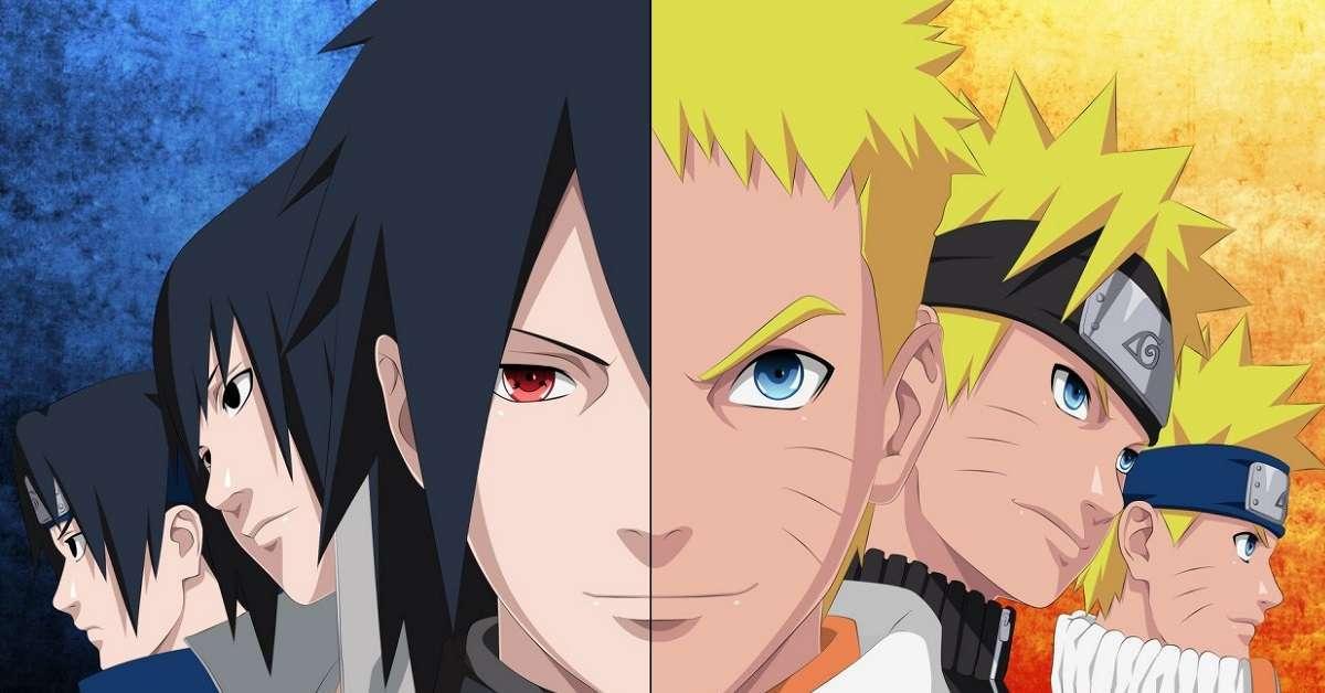 Naruto All Grown Up