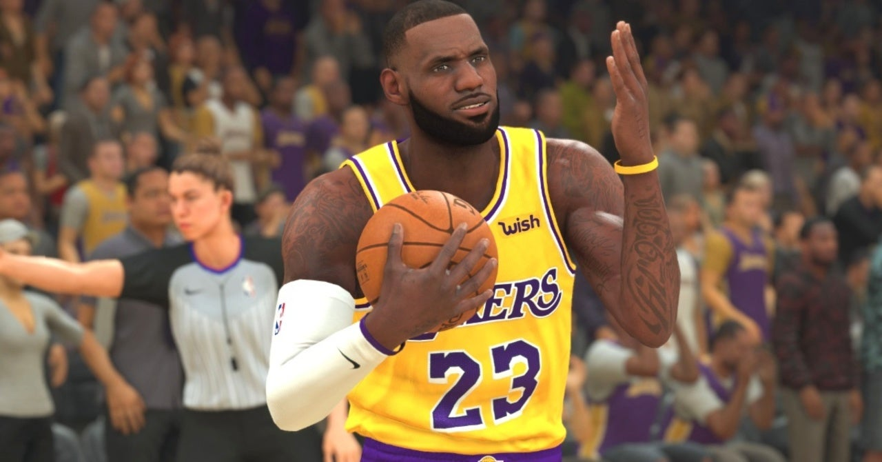 Nba 2k21 Reveals New Next Gen Feature Exclusive To Ps5 And Xbox Series X