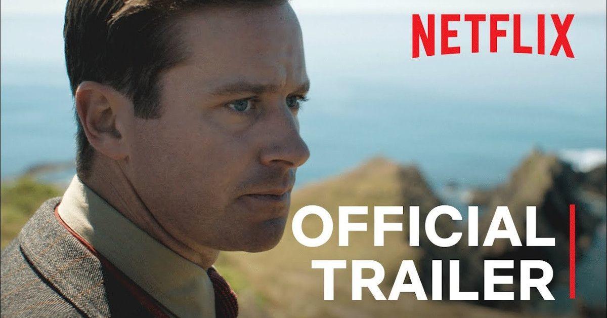 Netflix Rebecca Trailer