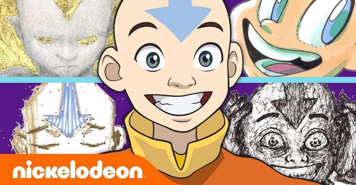 Nickelodeon Anime