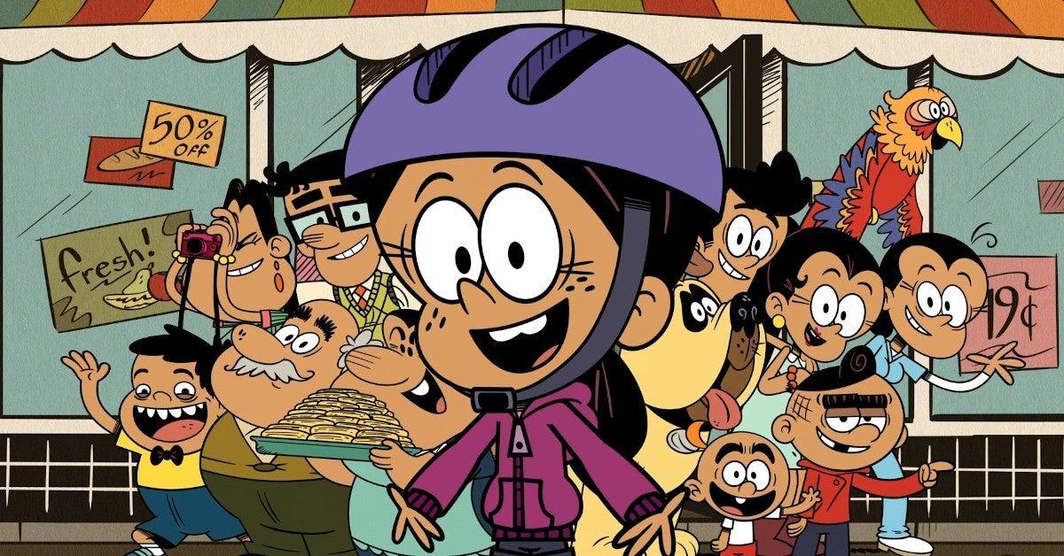 Nickelodeon Casagrandes Season 3