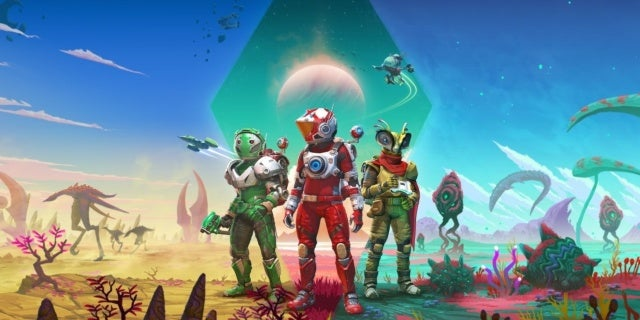 no mans sky origins update new croppe dhed