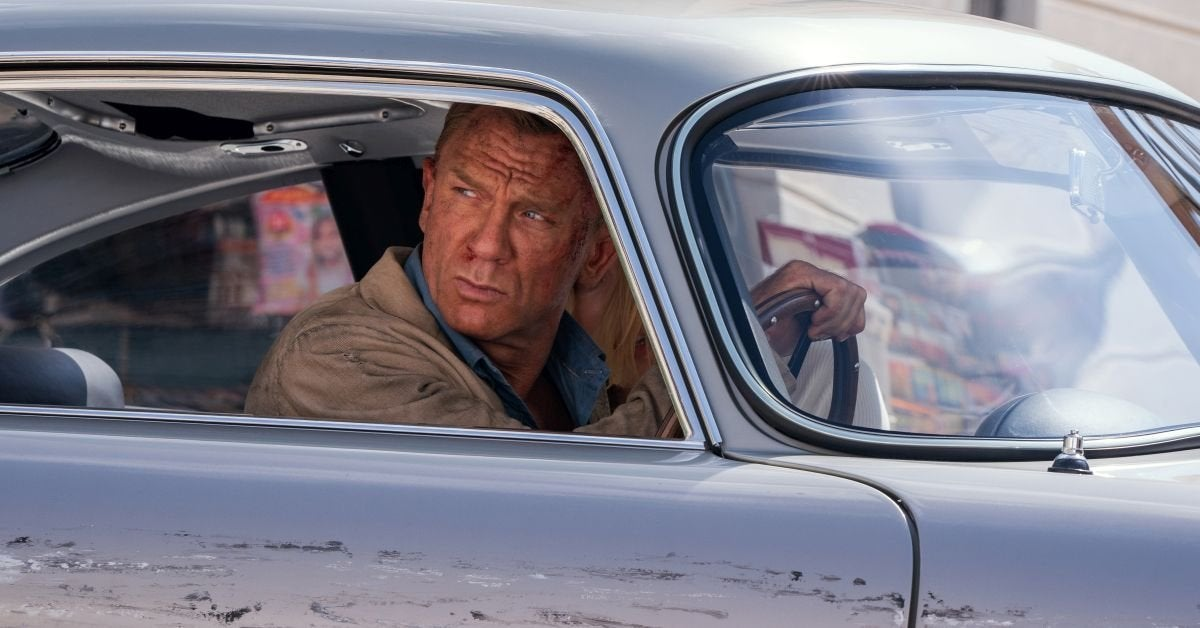 no time to die james bond 25 two