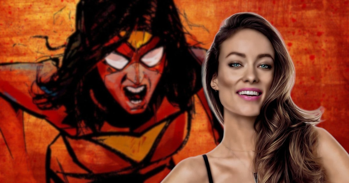 Olivia Wilde Confirms Marvel Spider-Woman Movie Directing