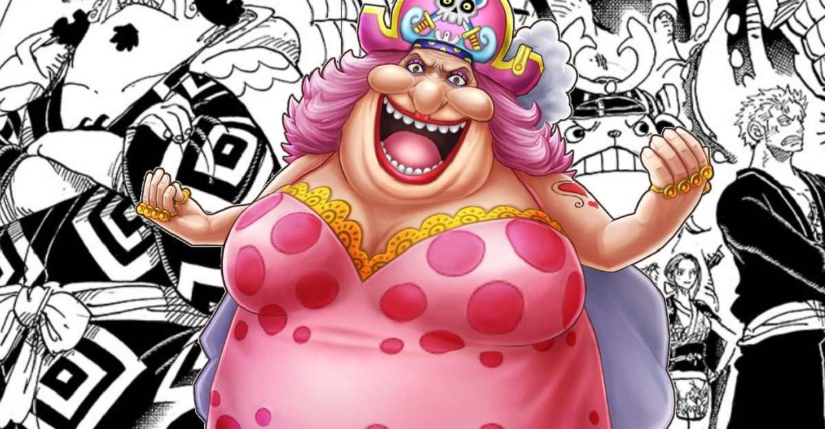 One Piece Big Mom Manga