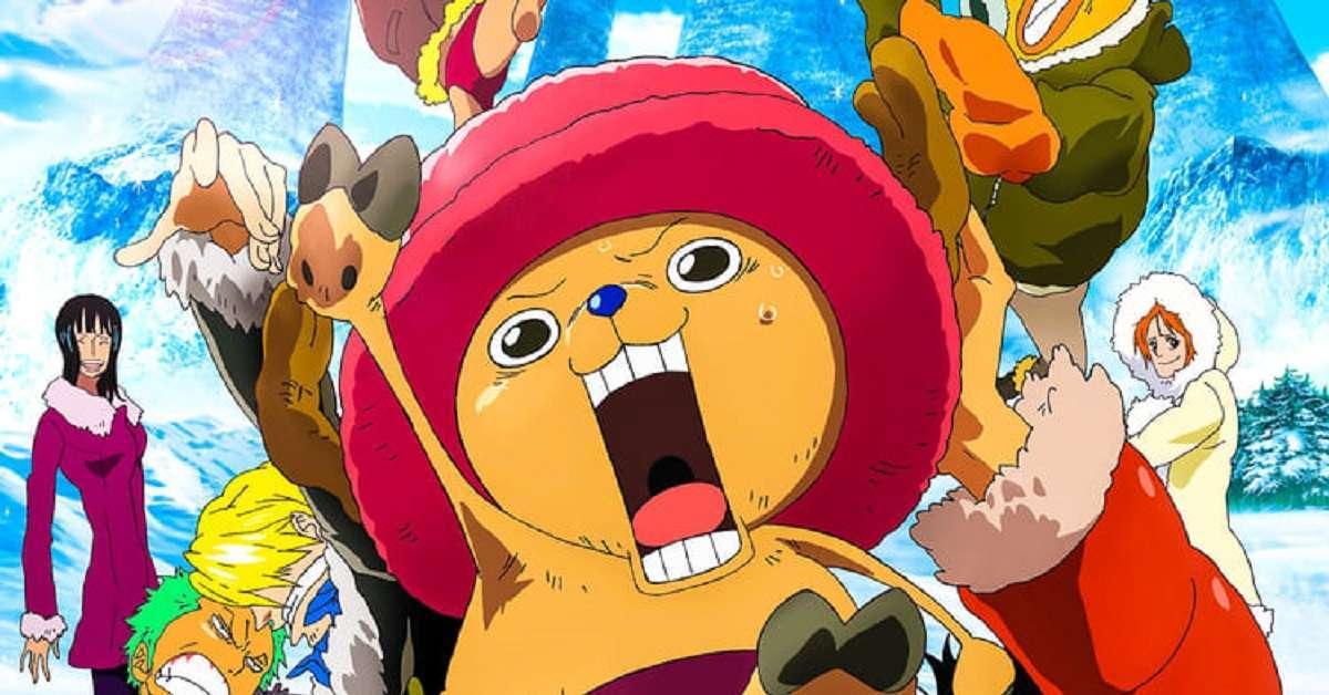 One Piece Crunchyroll Episode Panel
