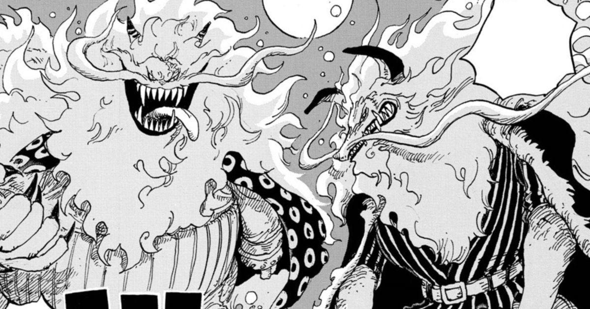One Piece Nekmamushi Inuarashi Sulong Cat Viper Dogstorm Spoilers Manga Visual