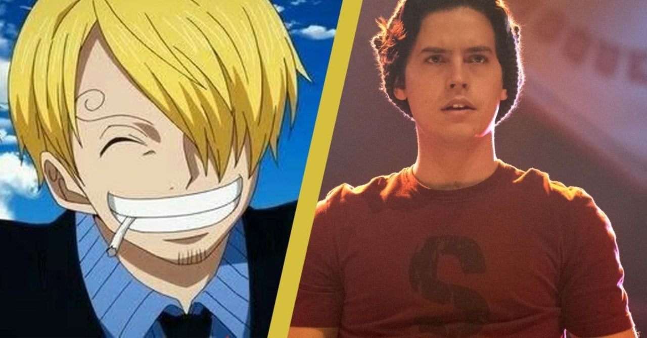 One Piece Fans Really Want Cole Sprouse to Play Sanji in Netflix's Series