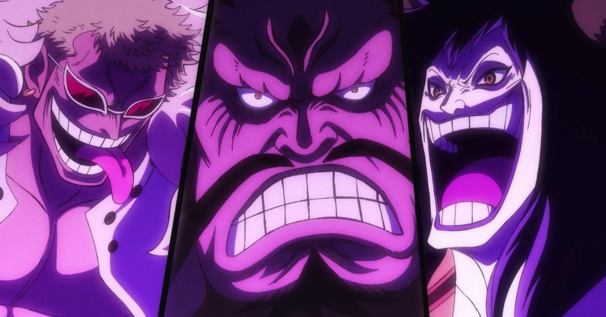 One Piece SMILE Fruit Cruel Origins Wano Anime Explained