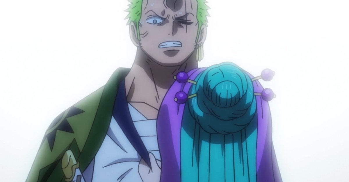 One Piece Why Ebisu Town Wano Laughing Explained Spoilers Anime