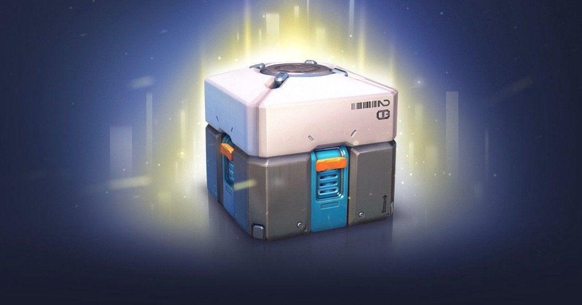 Overwatch Loot Box (1)