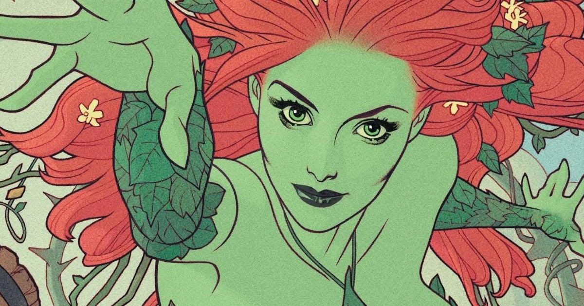 poison ivy dc comics