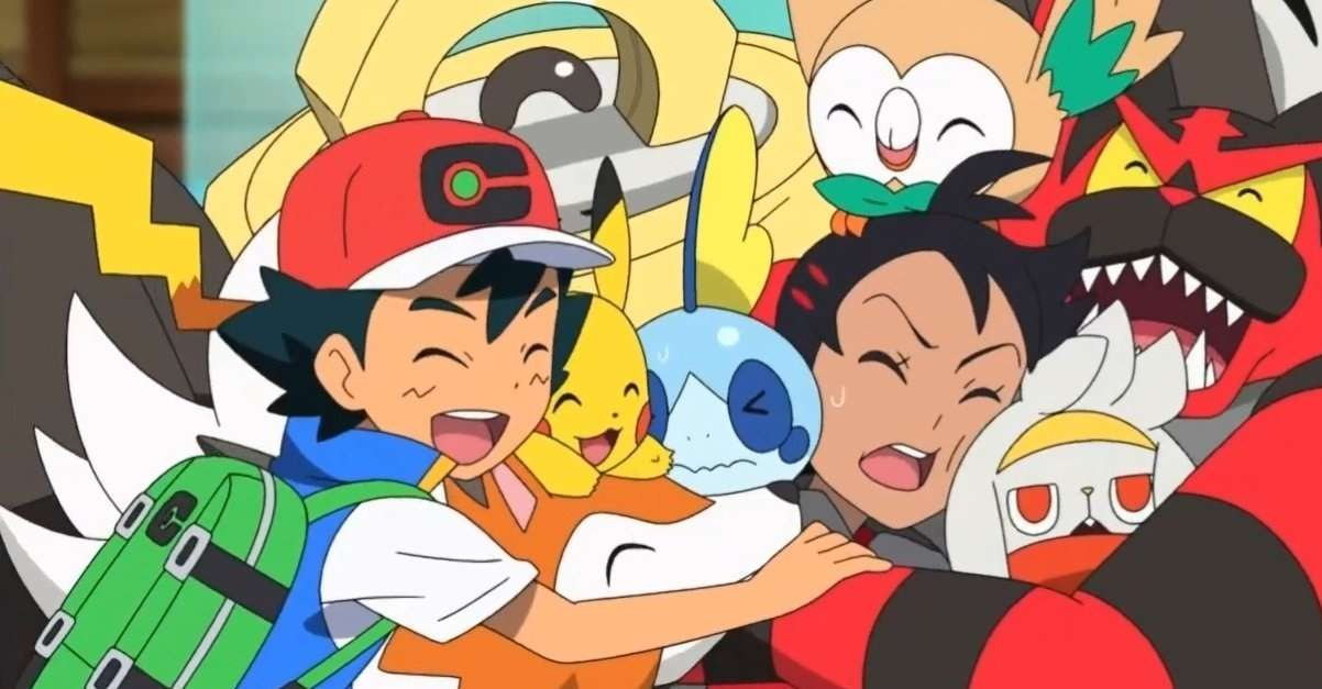 Pokemon Alola League Fans