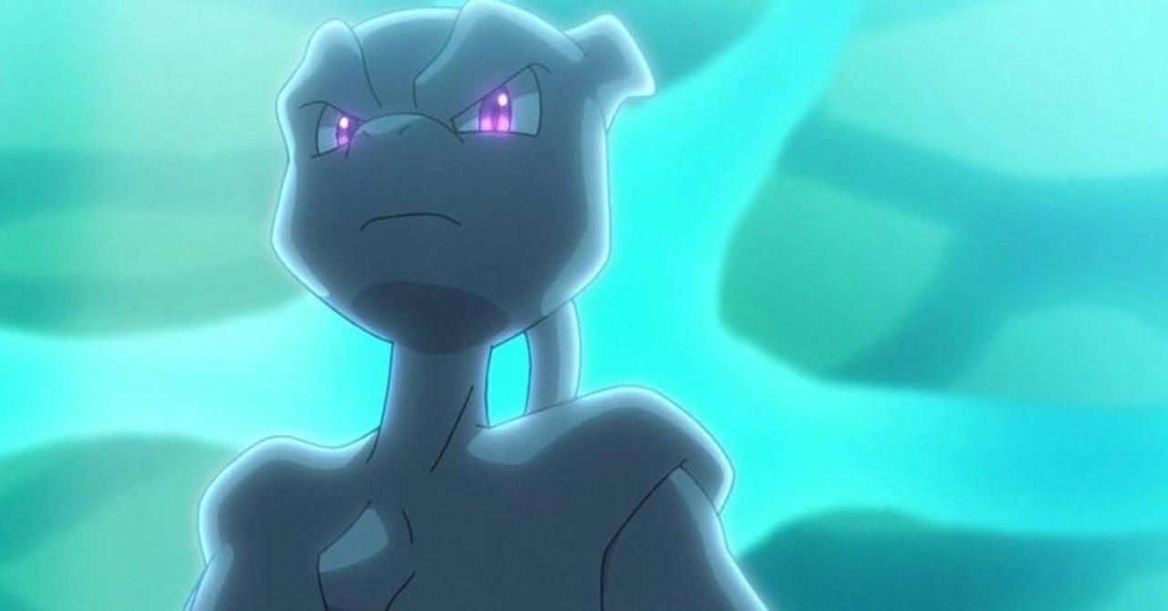 New Pokemon Journeys Promo Teases Mewtwo's Return