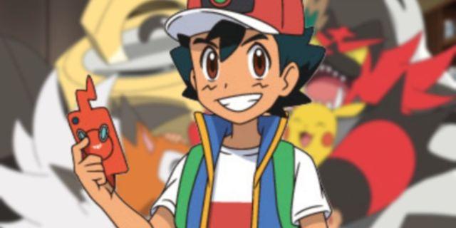 Pokemon Journeys Ash Alola Reunion Pokemon Team Preview