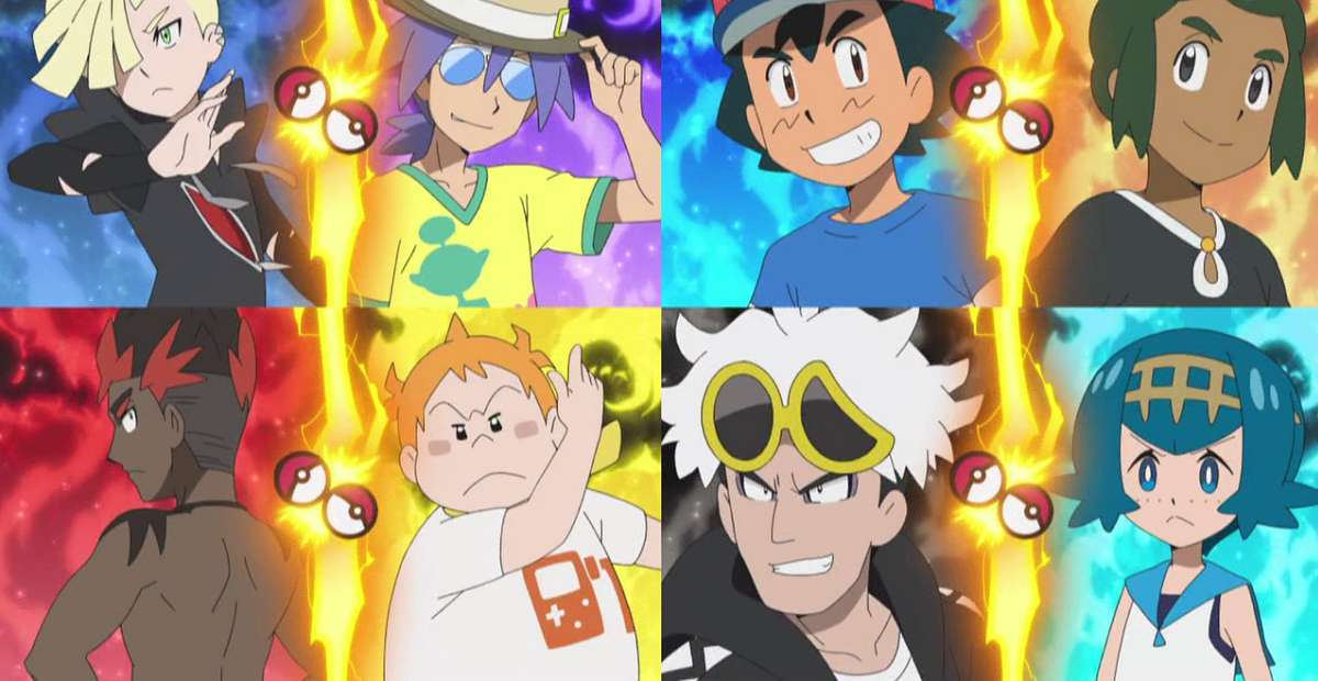 Pokemon Journeys Ash Ketchum Reunion Anime