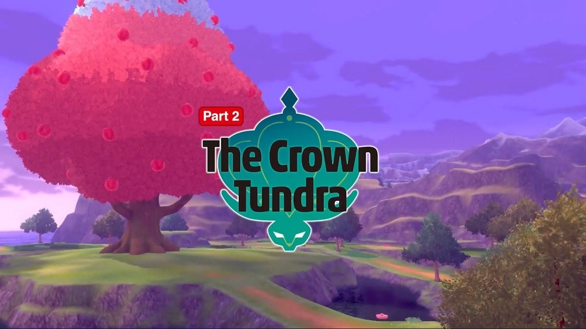 Pokemon Sword Shield Crown Tundra