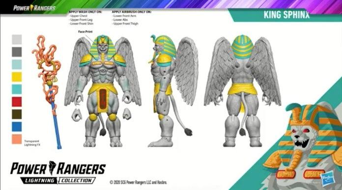 Power-Rangers-Hasbro-PulseCon-King-Sphinx