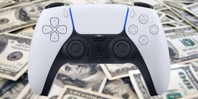 ps5 playstation 5 money