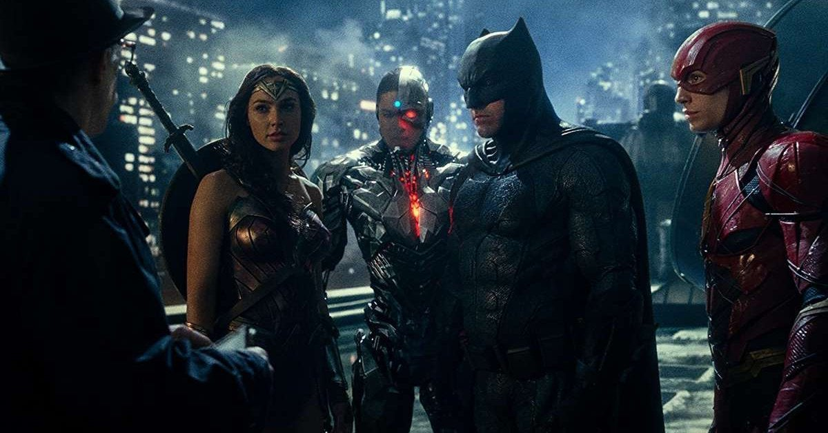 Ray Fisher Ben Affleck Batman Return Flash Movie