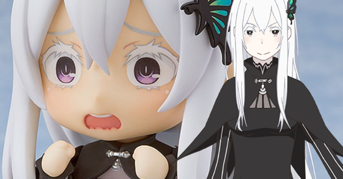 Re_Zero Starting Life in Another World Echidna Nendoroid