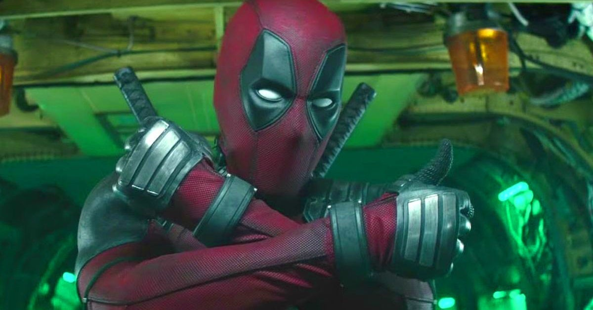 Ryan Reynolds Deadpool 2 X-Force Fan Applications