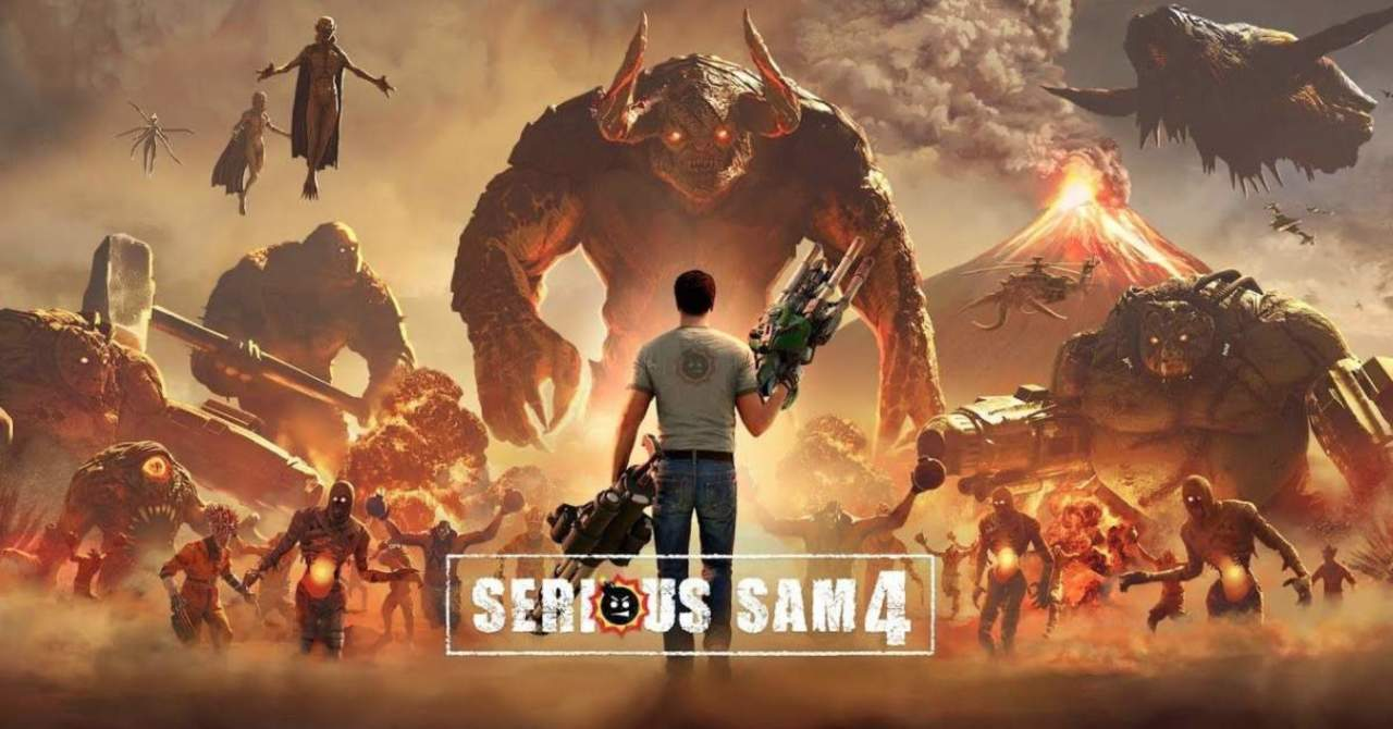 Serious Sam 4 Story Trailer Released - ComicBook.com