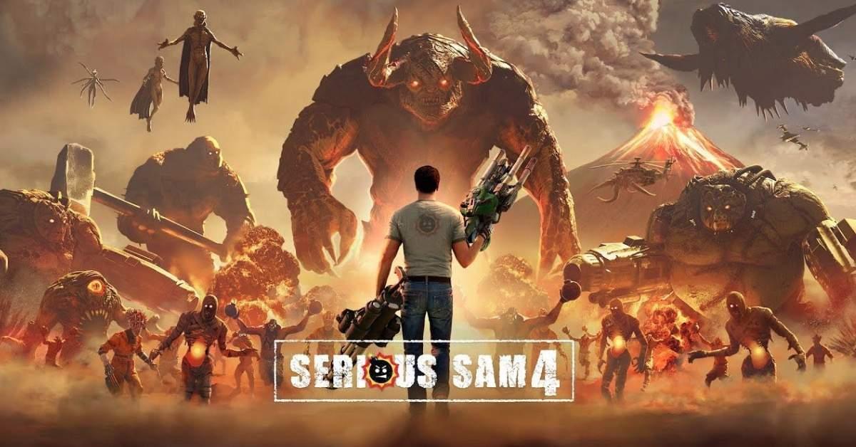 Serious Sam 4-1