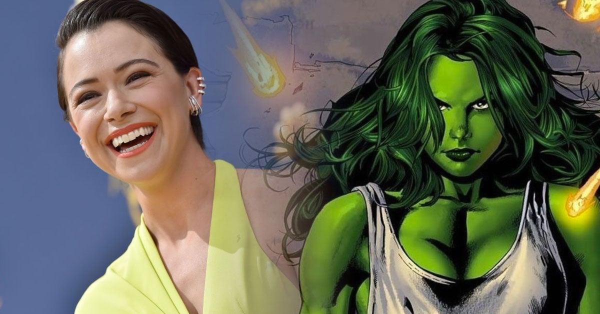 she hulk marvel tatiana maslany