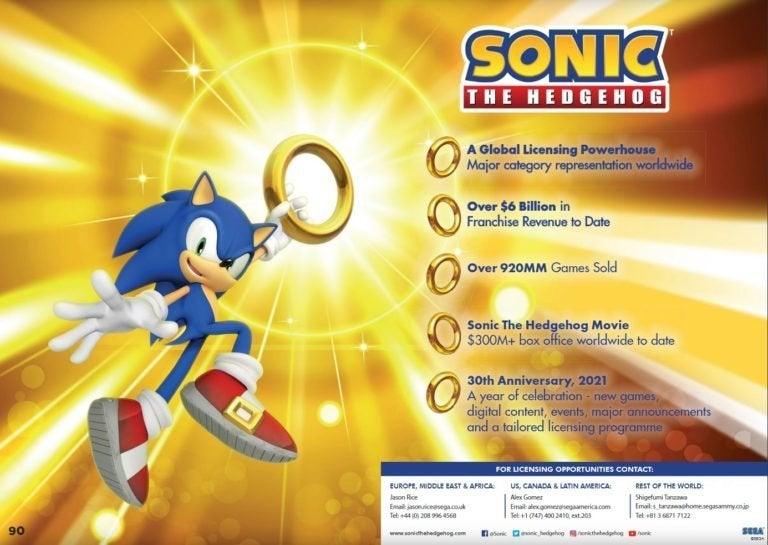 Sonic ad