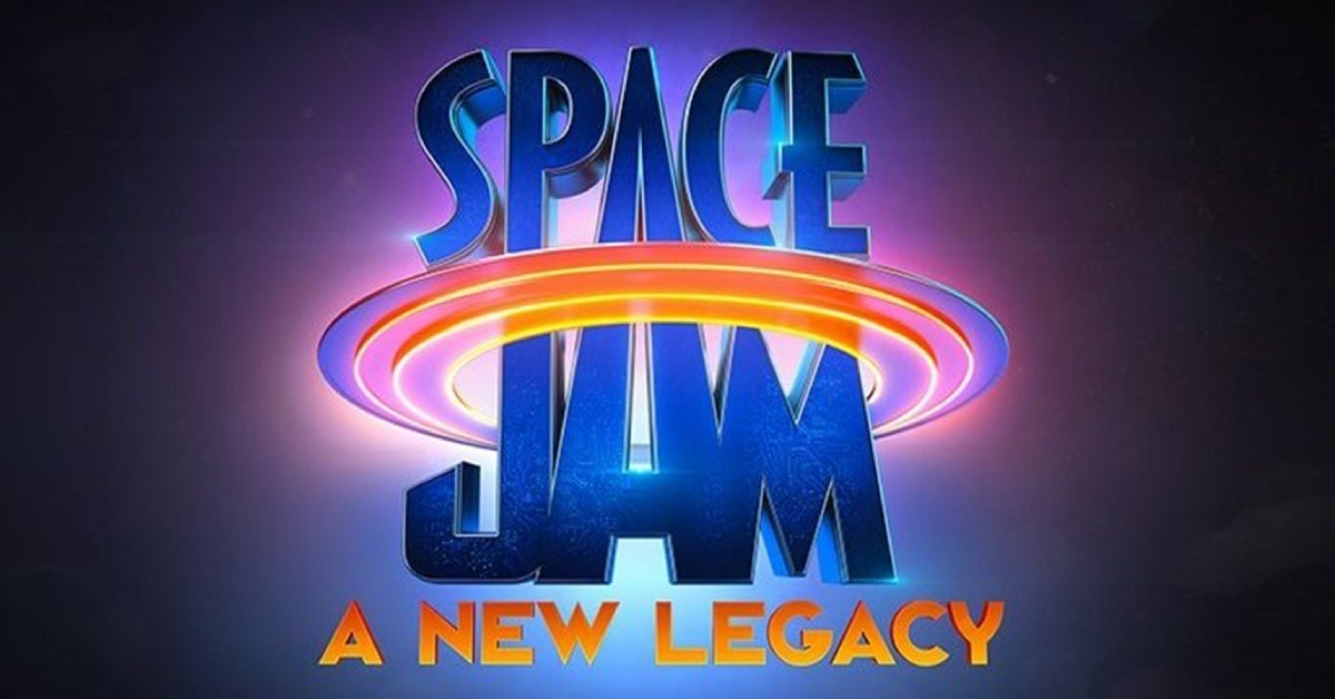 space jam a new legacy logo