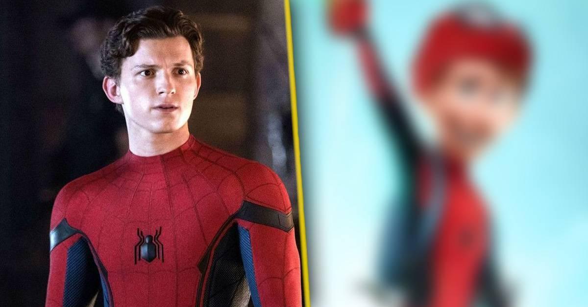 spider-man-disney-fan-art
