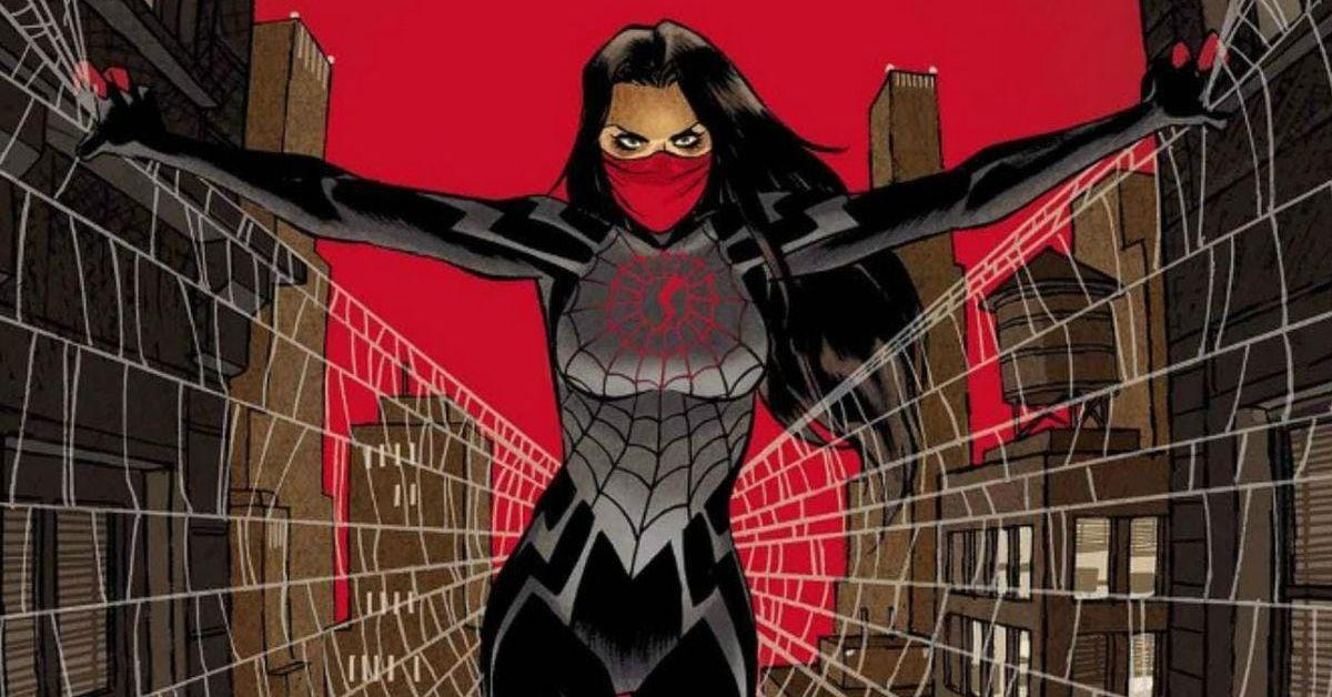 spider-man silk amazon sony