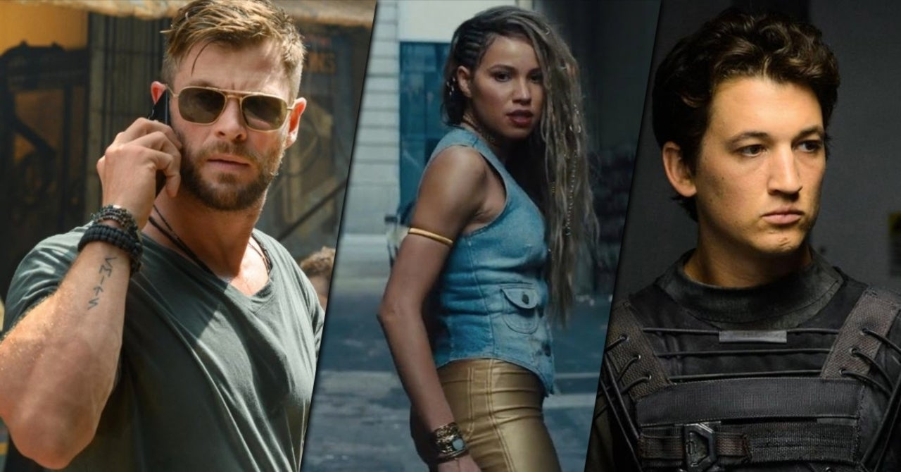 Netflix's Spiderhead to Star Chris Hemsworth, Jurnee Smollett and Miles Teller