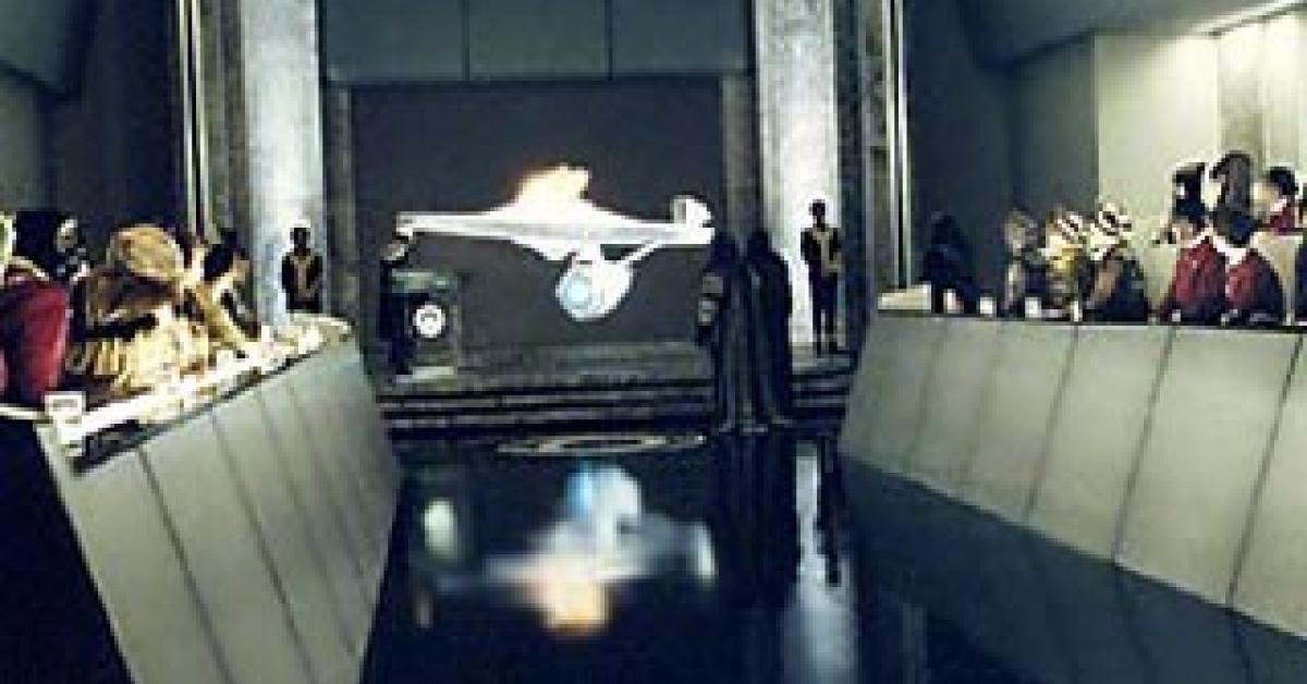 Star Trek 4 Noah Hawley Challenge United Federation of Planets