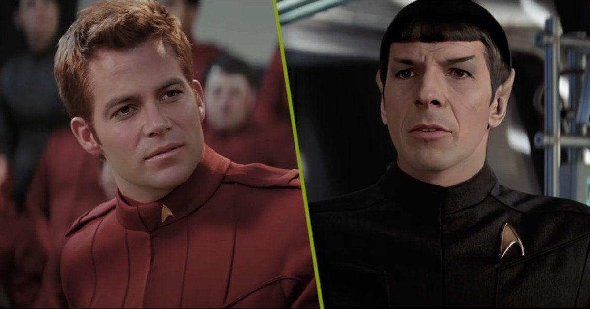 Star Trek Deepfake Trailer William Shatner Leonard Nimoy