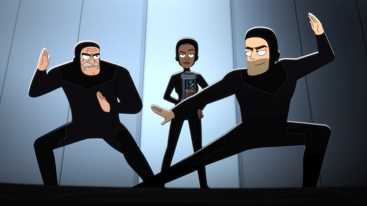 Star Trek Lower Decks Episode 6 Much Ado About Boimler 006