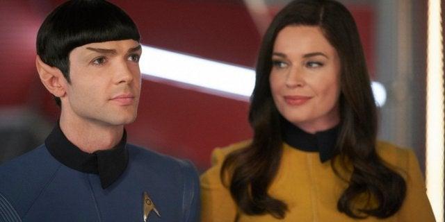 Star Trek Strange New Worlds Number One Backstory