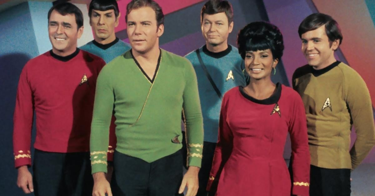 Star Trek TCA Heritage Award