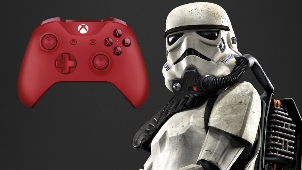 Xbox One Getting New Star Wars Controller