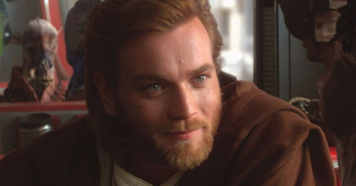 star wars attack of the clones obi wan kenobi ewan mcgregor